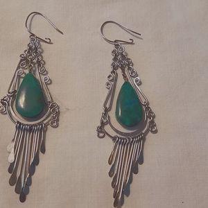 Vintage beautiful earrings